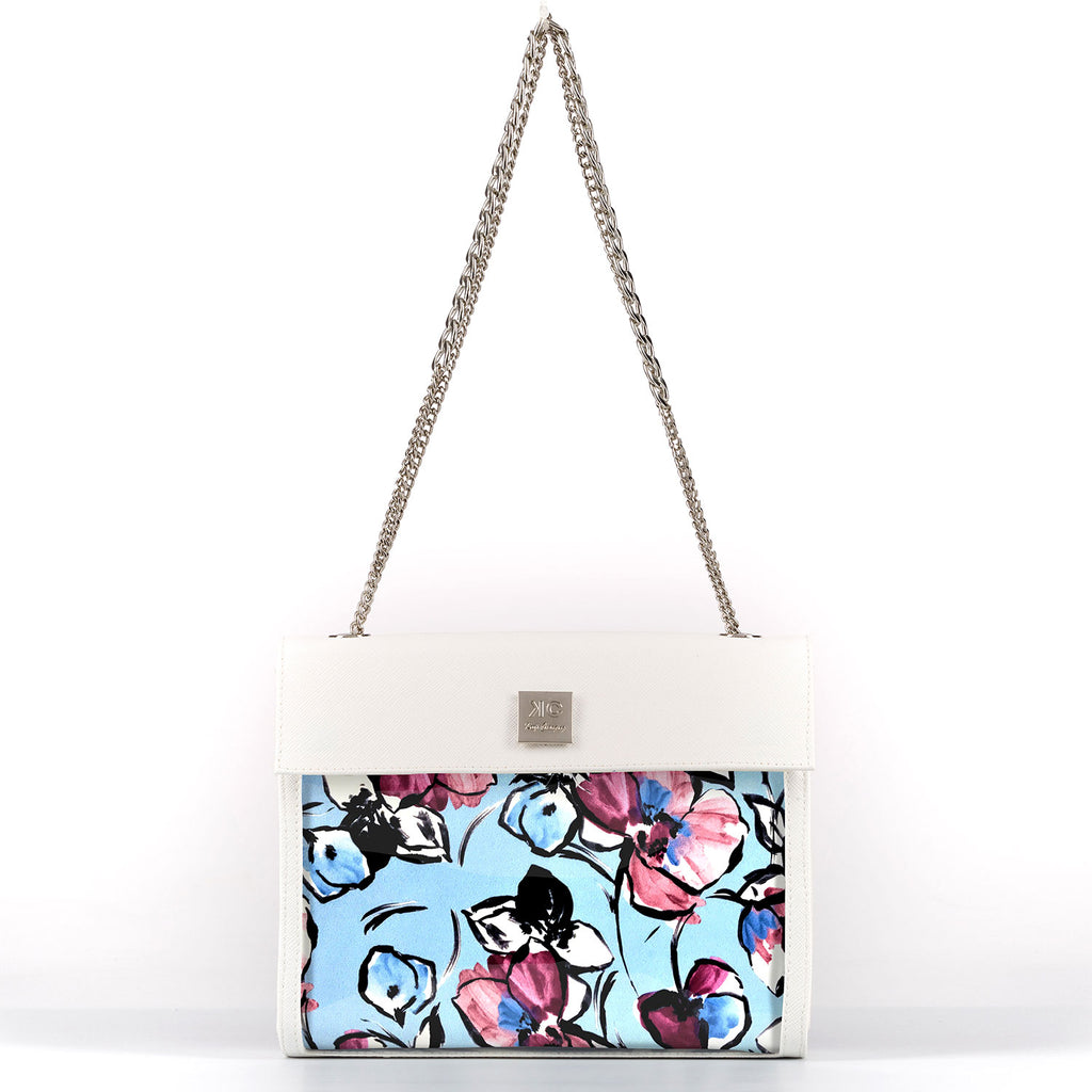 Day Off - Shoulder Bag - White