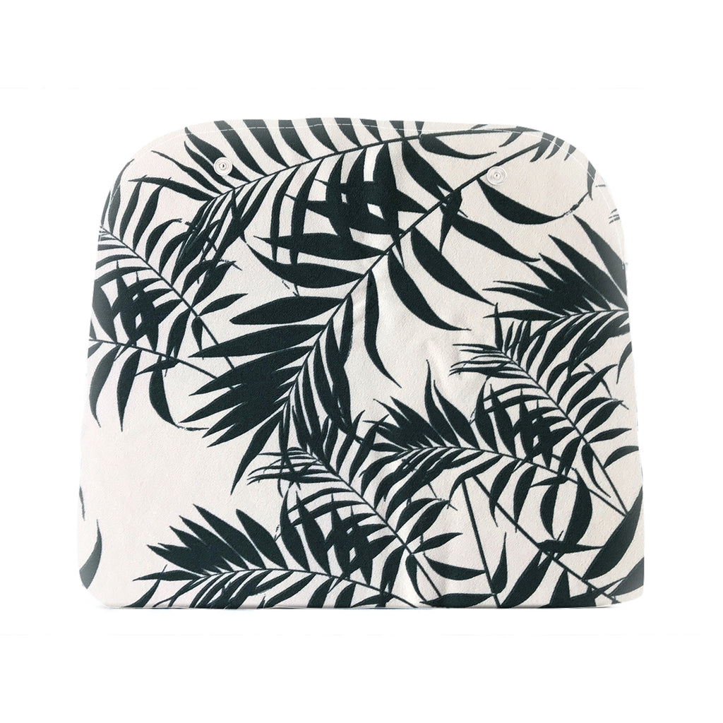 White Tropical - Fabric Insert (Crossbody Bag)