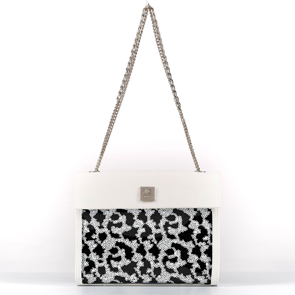 Midnight - Shoulder Bag - White
