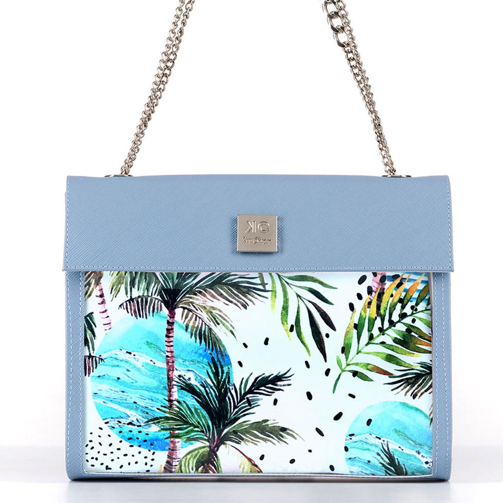 Miami - Shoulder Bag - Light Blue
