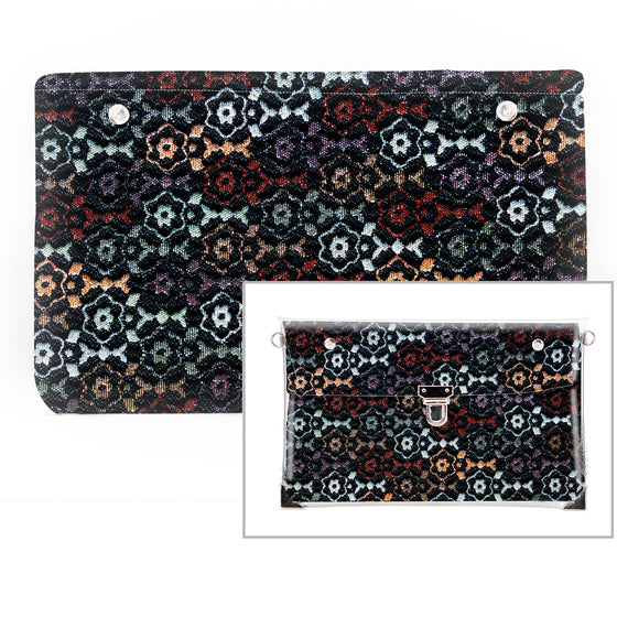 Urban Floral - Fabric Only (Clutch)