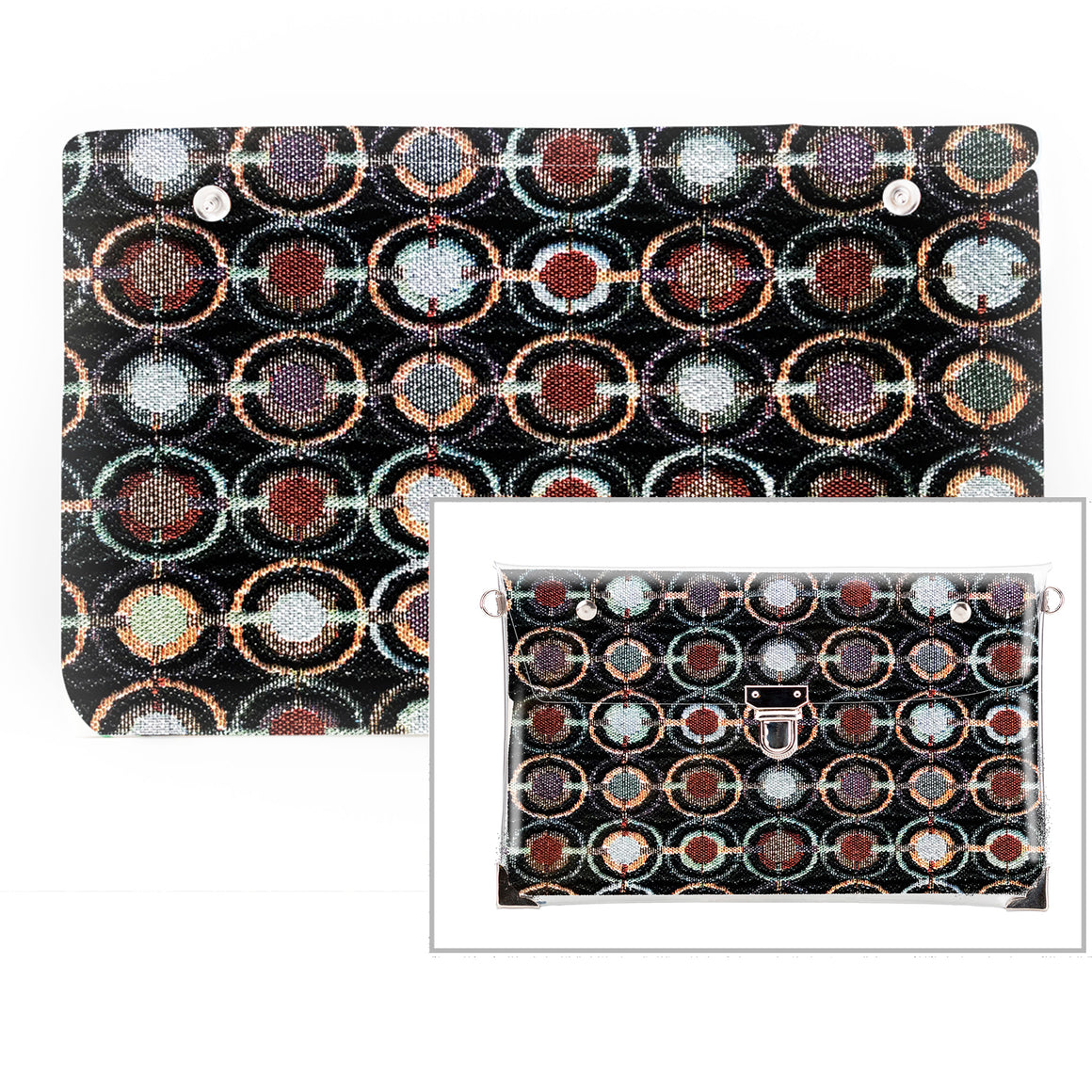 Urban - Fabric Insert (Clutch)