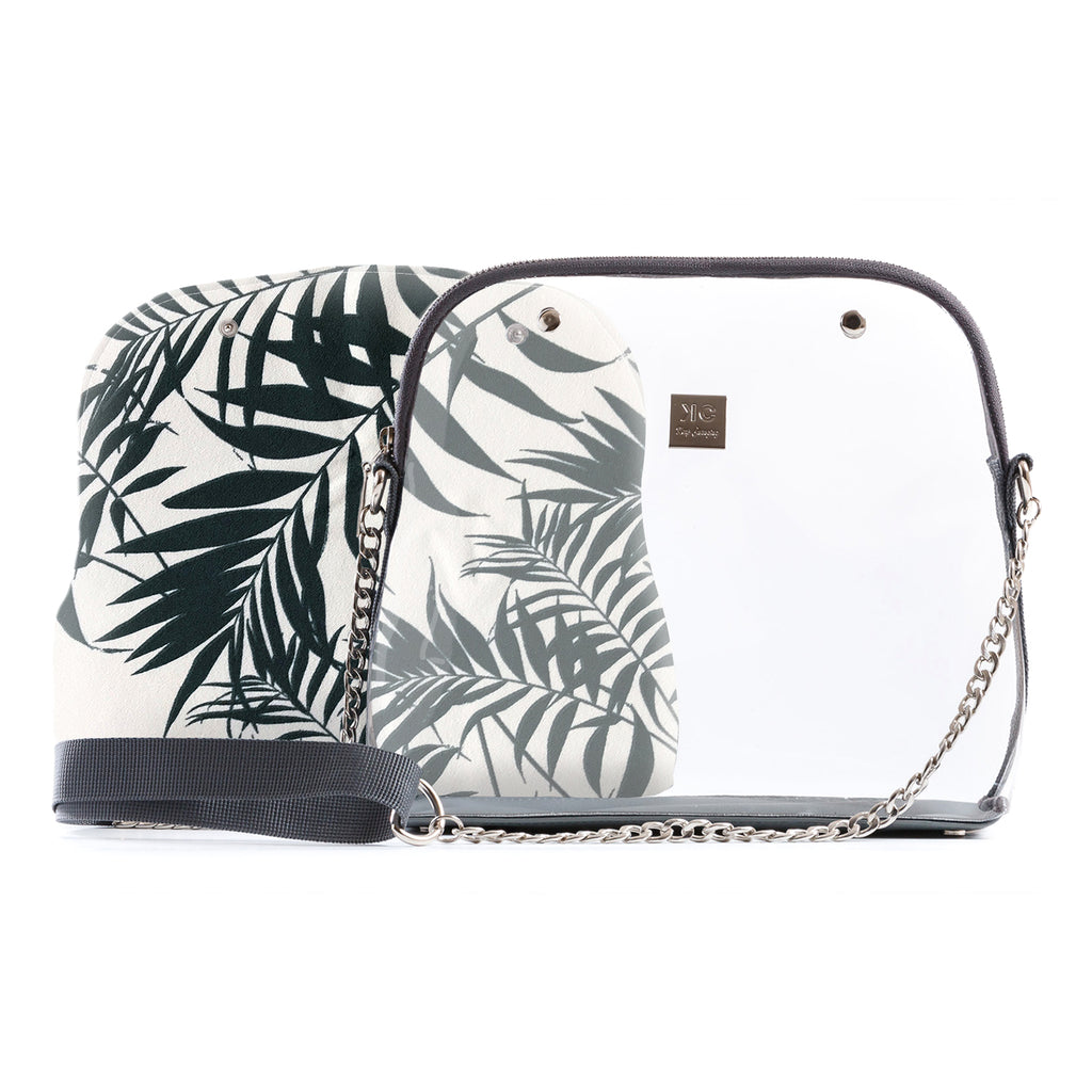 White Tropical - Crossbody bag