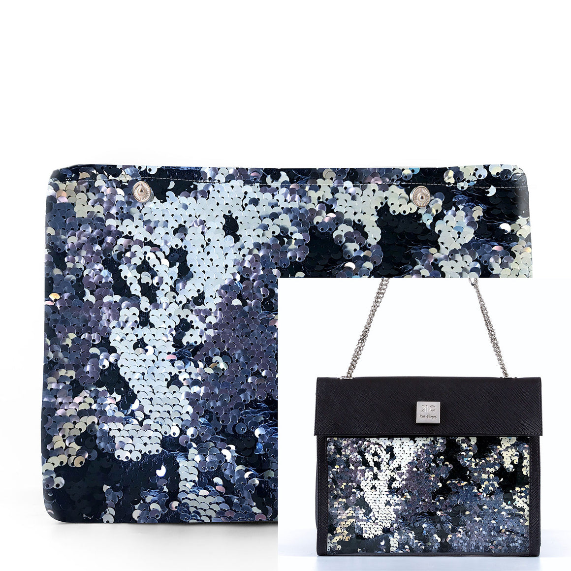 Lost Stars - Fabric Insert (Shoulder Bag)