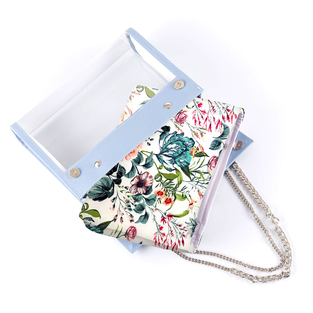 Summer - Shoulder Bag - Light Blue