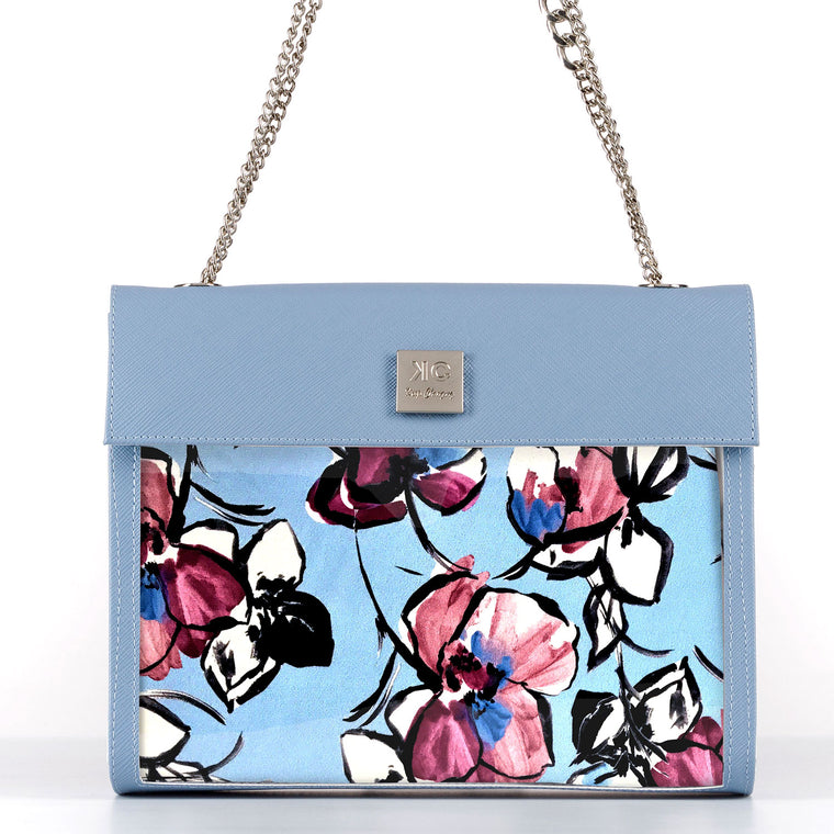 Day Off - Shoulder Bag - Light Blue