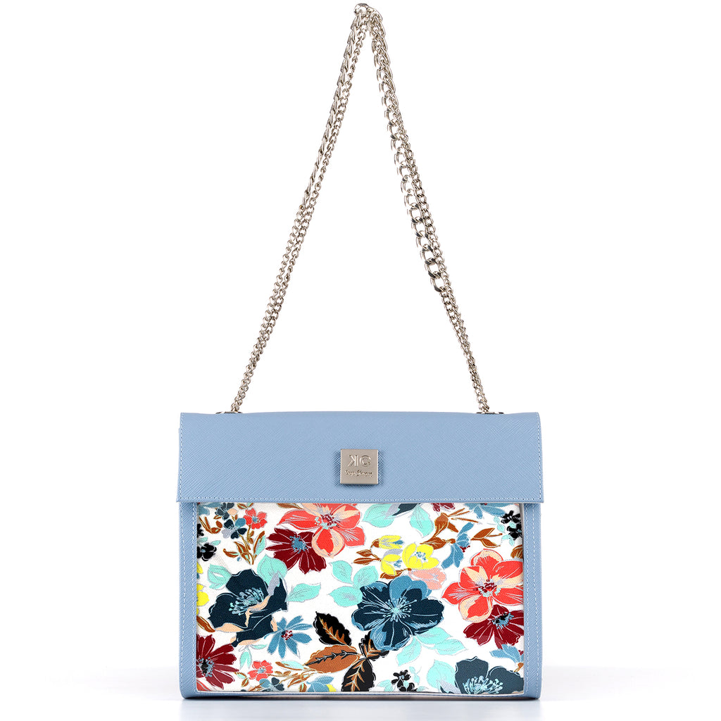 Sunday - Shoulder Bag - Light Blue