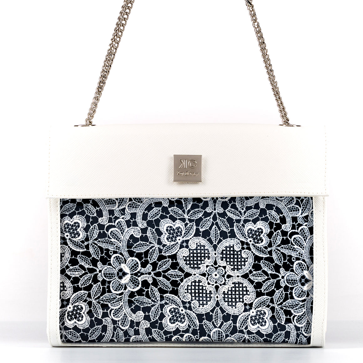 Mykonos - Shoulder Bag - White