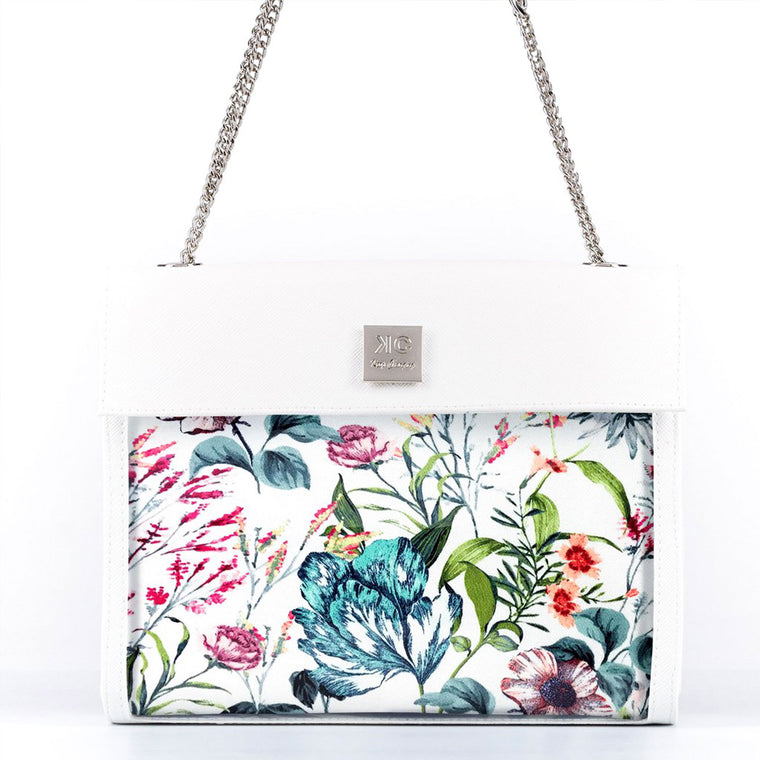 Summer - Shoulder Bag - White