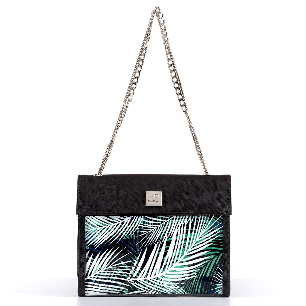 Jungle - Shoulder Bag - Black