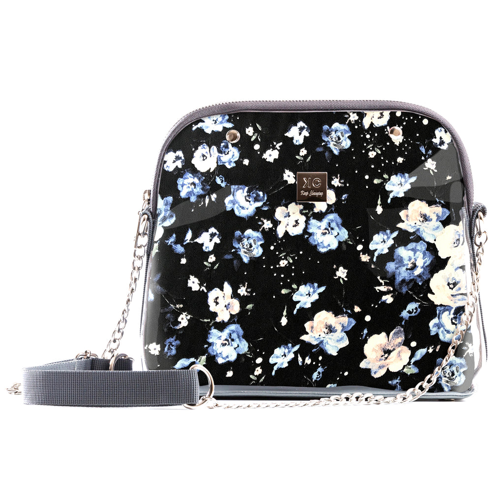 London - Fabric Insert (Crossbody Bag)