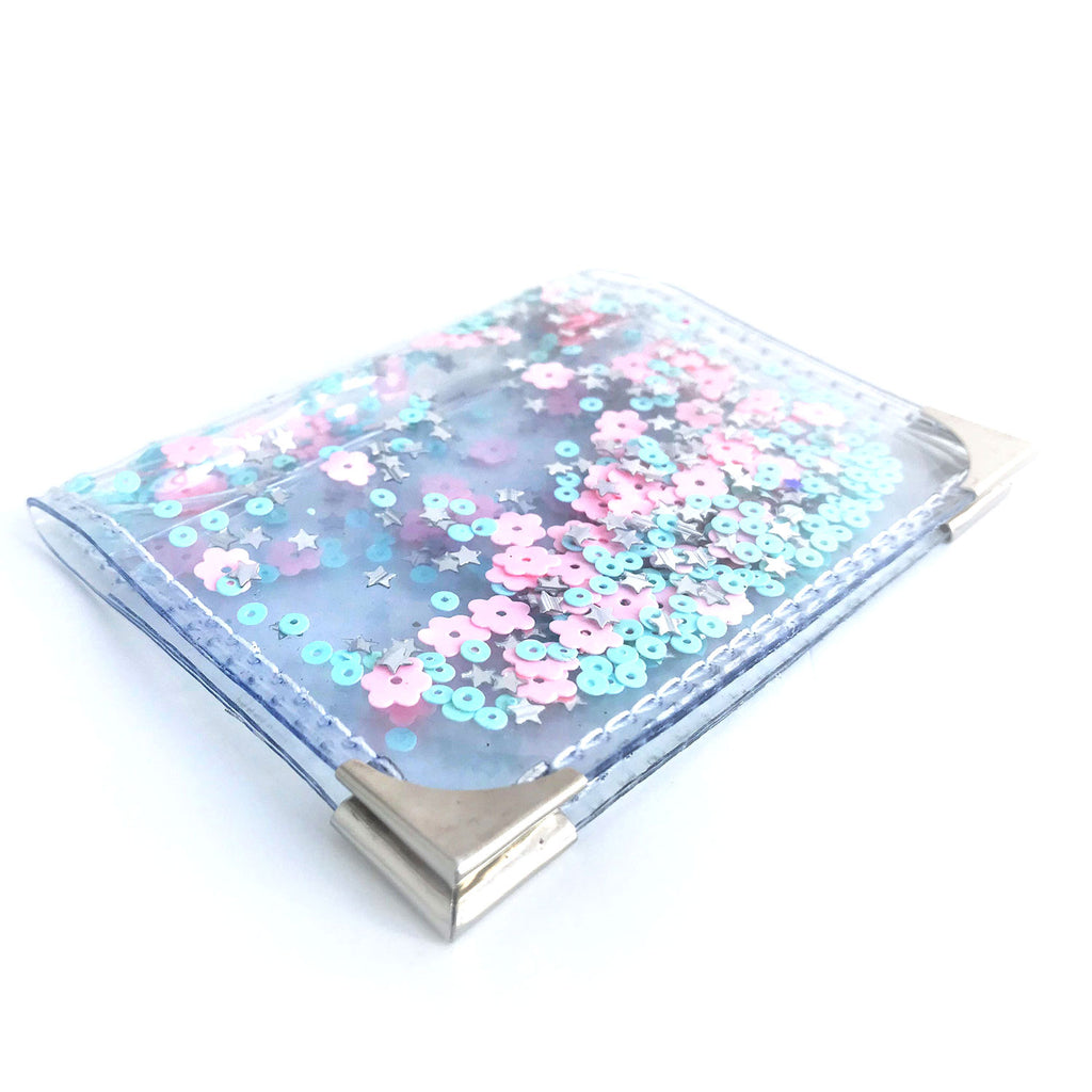 Mini Card Holder - Pastel