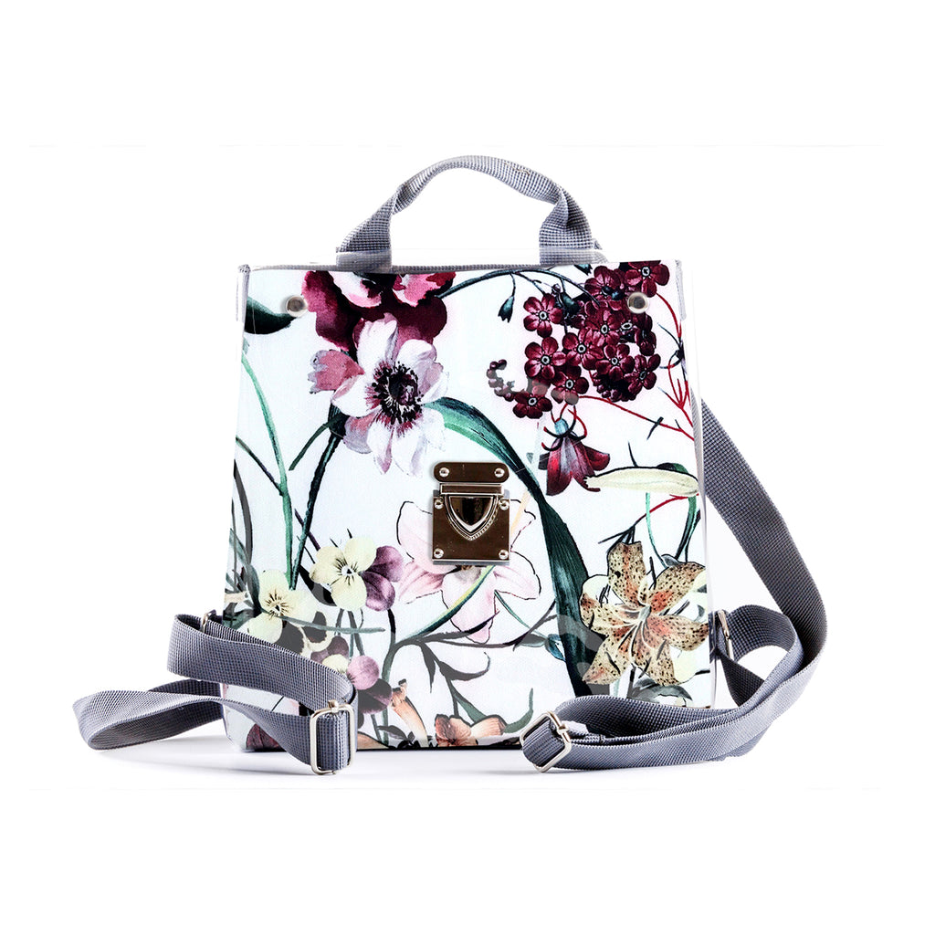 Garden flowers - backpack