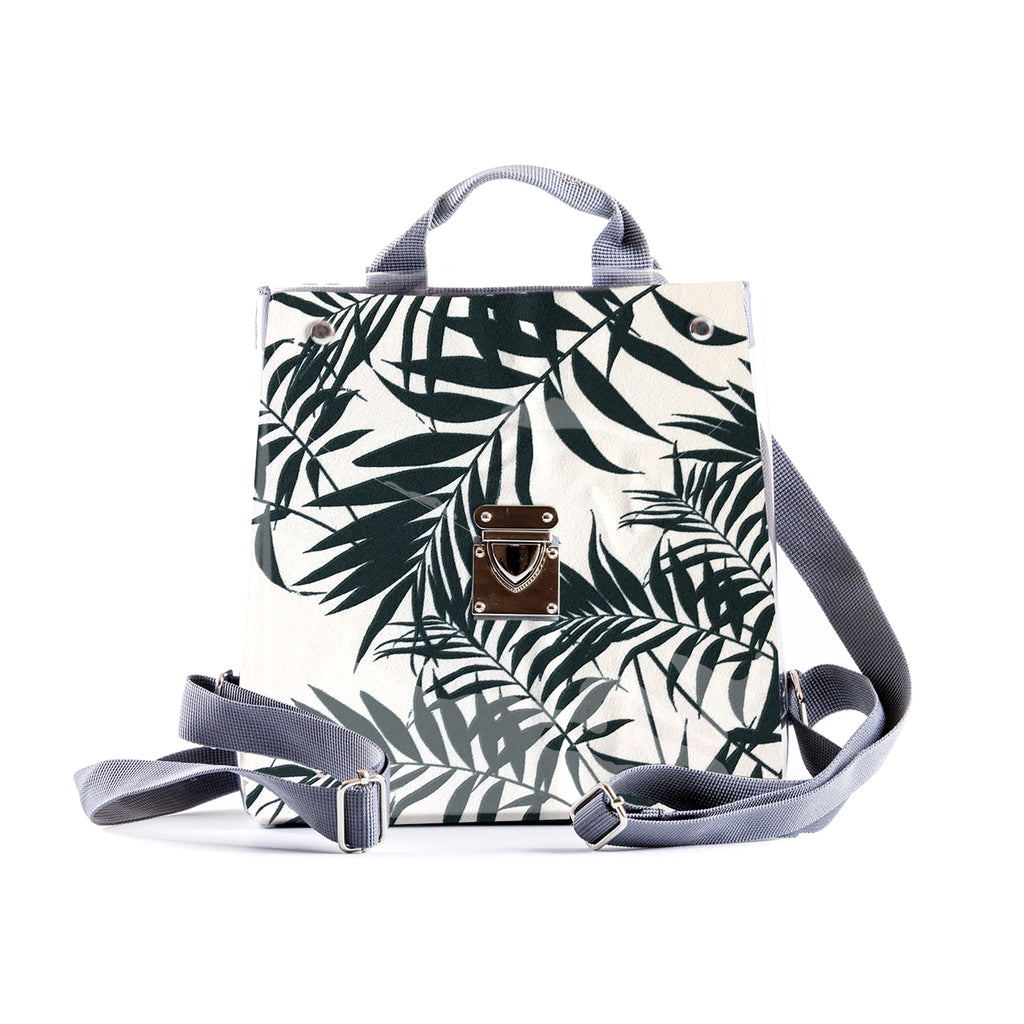 White Tropical - backpack