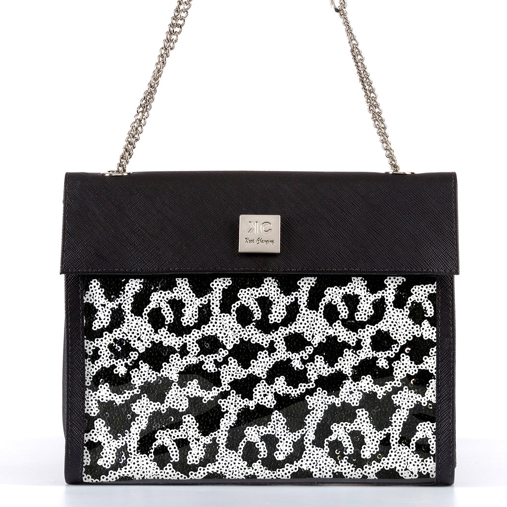 Midnight - Shoulder Bag - Black
