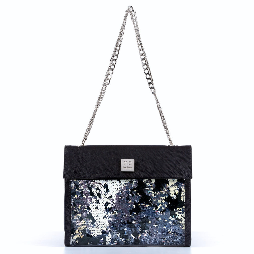 Lost Stars - Shoulder Bag - Black