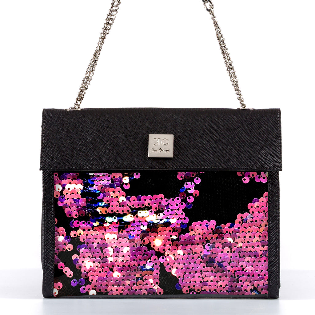 Fireworks - Fabric Insert (Shoulder Bag)