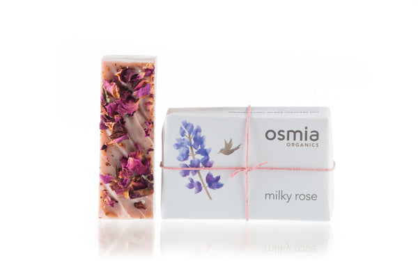 Osmia Milky Rose Body Soap