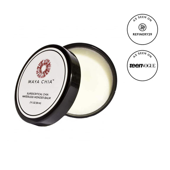 Maya Chia Supercritical Chia Waterless Wonder Balm