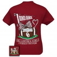 OU Treasure Short Sleeve T-Shirt