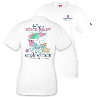 Simply Southern Beach Happy T-Shirt