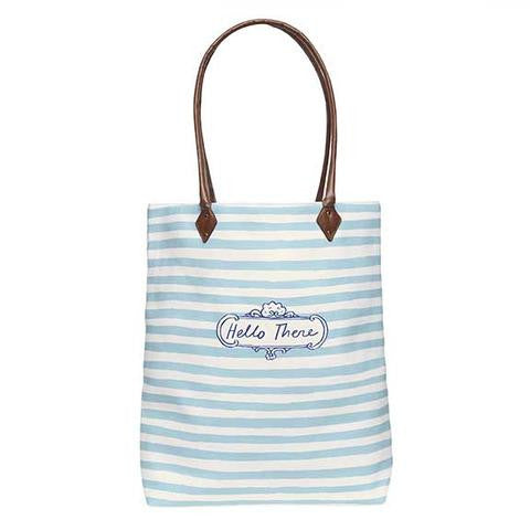 Molly Hatch Striped Tot Bag
