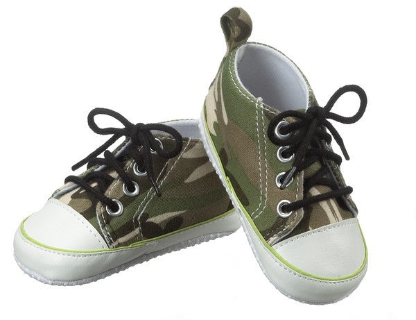 Baby Camo Shoes