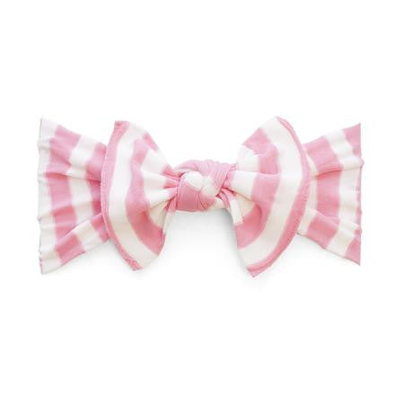 Baby Bling Patterned Knot Headband