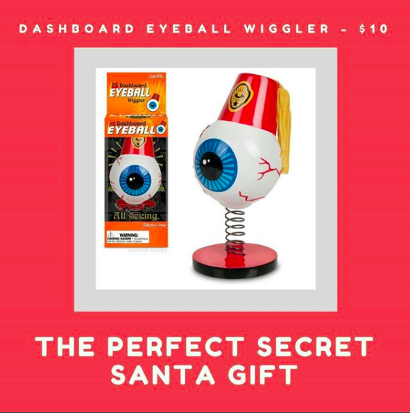 Gift Idea #1: The Perfect Secret Santa Gift