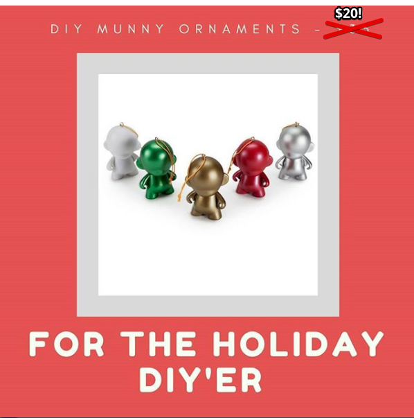 Gift Idea #2: For The Holiday DIY'er