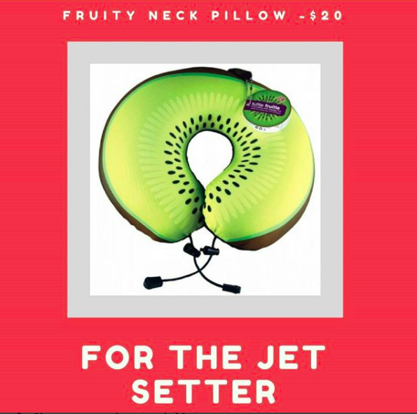 Gift Idea #3: For The Jet Setter
