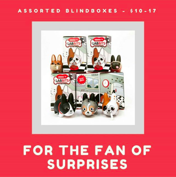 Gift Idea #4: For The Fan of Surprises