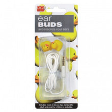 Rubber Ducky Earbuds
