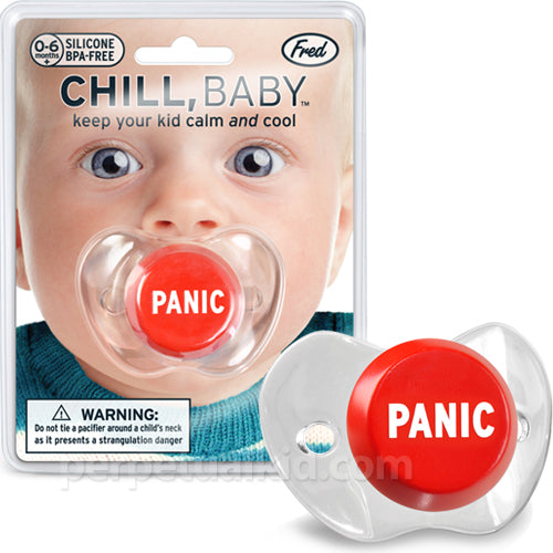 Chill, Baby Pacifier