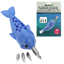 Narwhal Screwdriver Kit