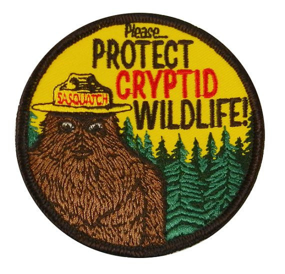 Protect Cryptid Wildlife