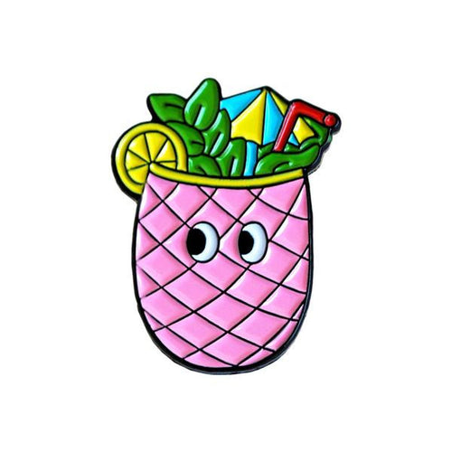 Pineapple Drank Pin