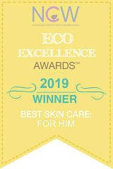 Best Skin Care for Him Awards Winning Organicc All Natural Deodorant Spray