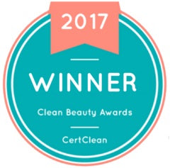 Clean Beauty Awards Winner The Best Body Wash 2017 Thesis Rose Scrub