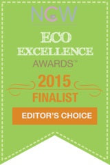 Eco excellence awards winner 2015 Best Skincare Thesis Beauty