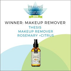 Beauty Award Winner Thesis Beauty Makeup Remover Healing Lifestyles