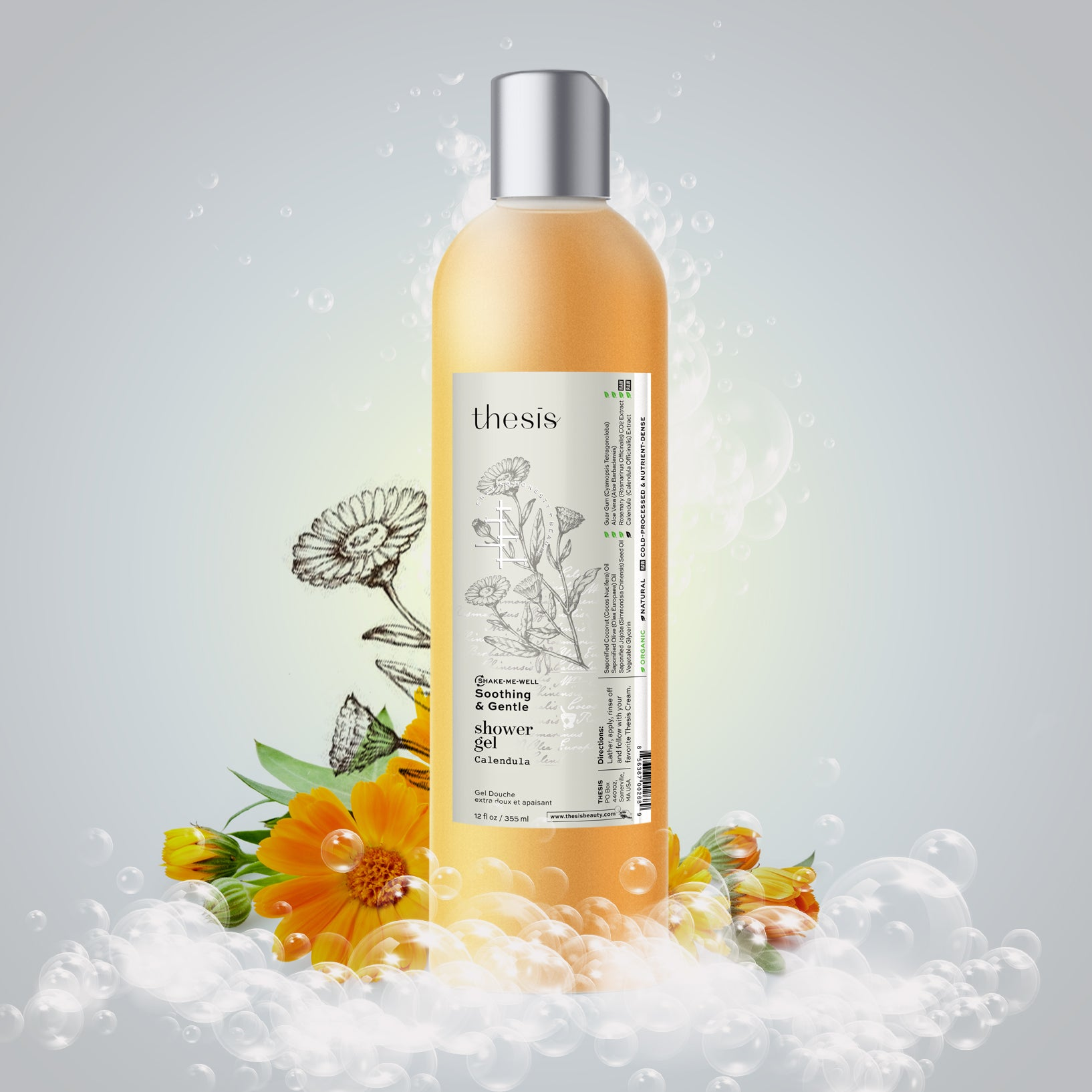 Shower Gel Calendula