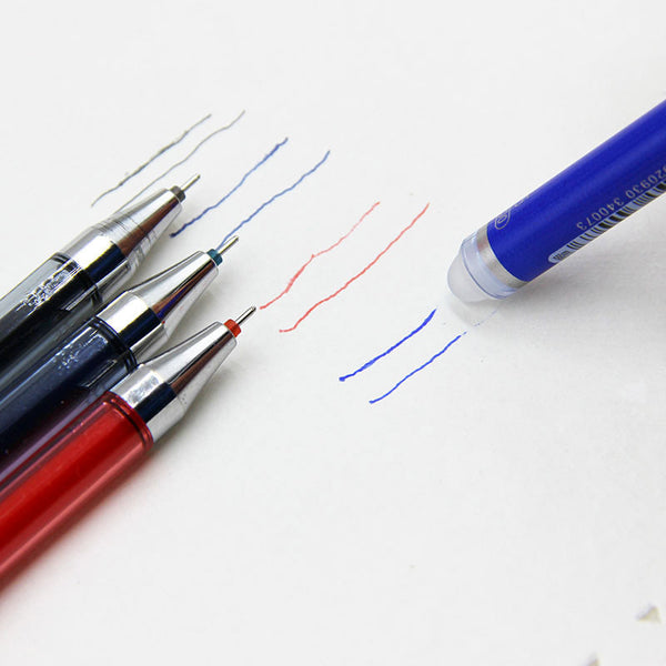 Super Awesome Erasable 0.5 Gel Pen  in 4 Colors!