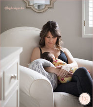 Load image into Gallery viewer, Itzy Ritzy Milk Boss Nursing Support Feeding Pillow