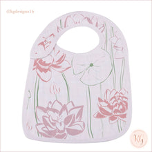 Load image into Gallery viewer, Under The Sea Snap Set Of 3 Muslin Bamboo Newcastle Bibs
