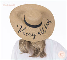 Load image into Gallery viewer, Katydid Vacay All Day Wholesale Sun Hats For Women Sun Hat