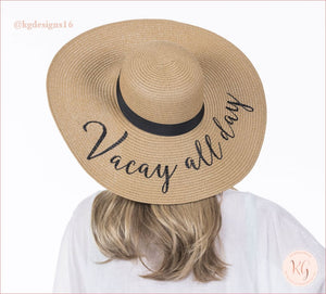 Katydid Vacay All Day Wholesale Sun Hats For Women Sun Hat