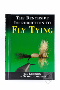 The Benchside Introduction to Fly Tying,Books,Anglers Books-Confluence Fly Shop