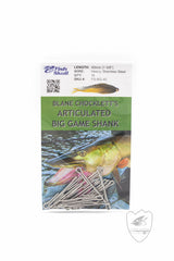 Big Game Shanks,Hooks,HARELINE DUBBIN INC.-Confluence Fly Shop