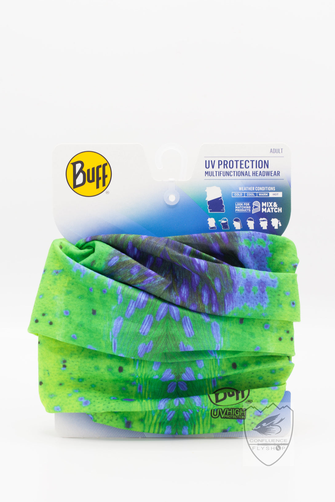 Buff UV Protection,Accessories,Buff-Confluence Fly Shop